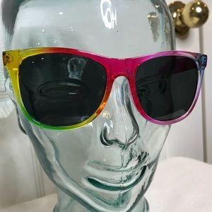 🌈Victoria's Secret🌈 pink rainbow sunglasses